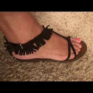 America Eagle Sandals 10